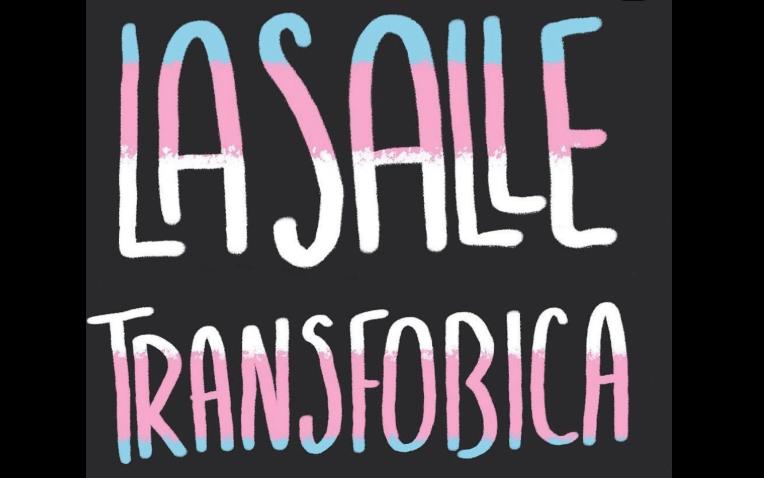 Universidad La Salle, transfobia, rector, abuso de poder, discrminación, denuncia, redes sociales, tendencia