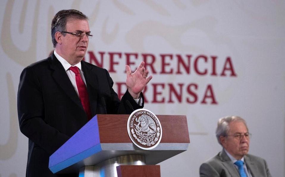 Marcelo Ebrard, Covid-19, pandemia, salud pública, Relaciones Exteriores, vacuna