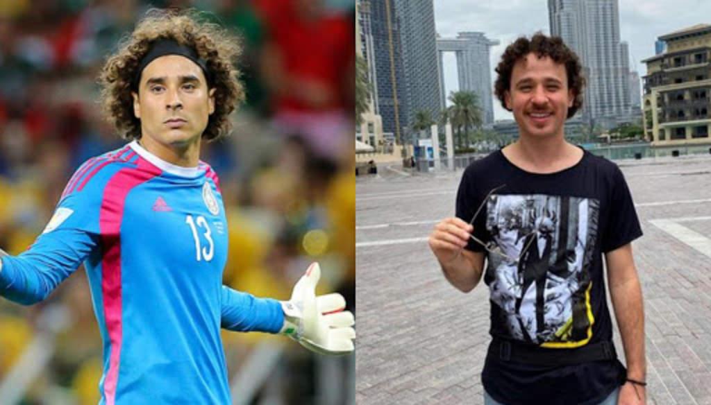 Memo Ochoa, Luisito Comunica, influencer, futbolista, polémica, YouTube