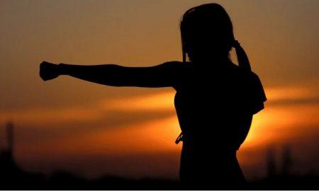 Nigeria, Osun, mujeres, clases, entrenamiento, defensa personal, artes marciales, karate, kung fu, judo