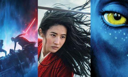 Disney, Mulan, Avatar, Star Wars, Comic Con, películas, EEUU