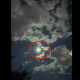 video viral, extraño, objeto, cielo, noche, meteoro