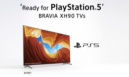 PlayStation 5, televisión, pantalla, Bravia, XH90