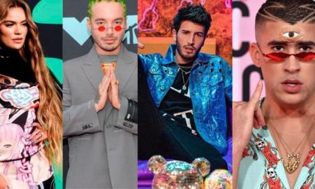 celebridades, Premios Juventud, Univisión, pop, reguetón, reggaetón, Danna Paola, Bad Bunny