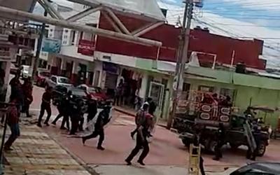 agresión, violencia, alcalde, Chiapas, Abraham Cruz Gómez
