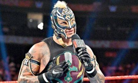 Rey Misterio, luchador, lesión, ojo, cirugía, WWE