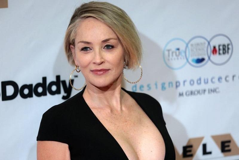 Sharon Stone, denuncia, señala, acoso, set, grabación, filmación, cine