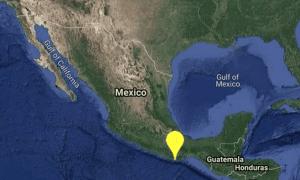 sismo, Puerto Escondido, Oaxaca, siniestro, Servicio Sismoslógico Nacional