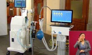 Conacyt, ventiladores, Covid-19, pandemia, salud pública, investigación, ciencia