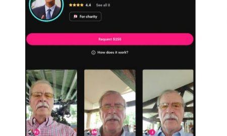 Vicente Fox, Cameo, venta, videos, felicitaciones, cumpleaños, críticias, redes sociales