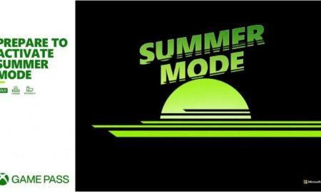 Xbox Summer Mode, Xbox One, Xbox Series X, verano, suscripción