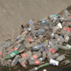 acumulación de basura, canalización del Río Tijuana, Arroyo Alamar,