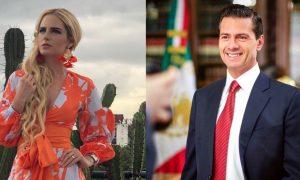 Tania Ruiz, ruptura amorosa, EPN, Enrique Peña Nieto, pareja