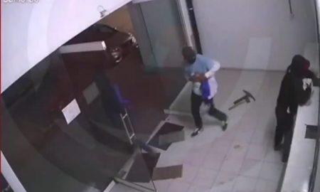 casa de cambio, asalto, robo