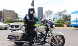 SSPCM, Precaución al manejar, peatones,