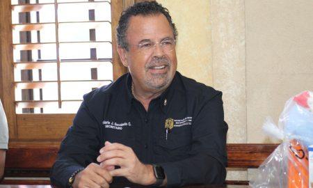 Mario Escobedo, Secretarío, SEST