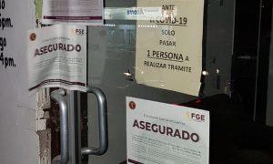 FGE, resguardo, Anapromex,