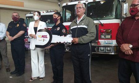 bomberos, Jaime Bonilla, Marina del Pilar
