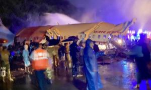 avión, pasajeros, estrella, accidente, India, Dubái