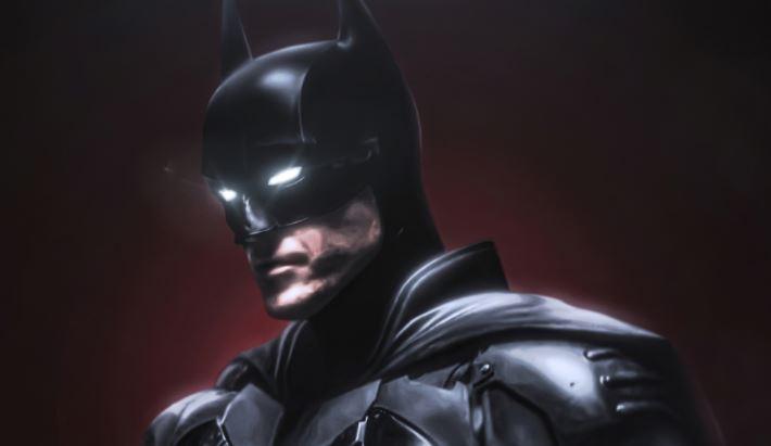Batman, Robert Pattinson, logo, película, The Batman