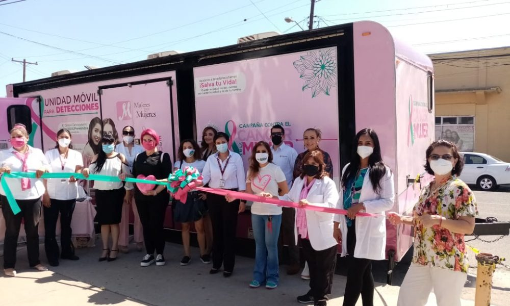 cáncer cervicouterino, campaña, salud, Ssa