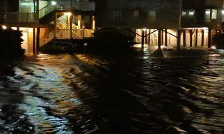 Isaías, Carolina del Norte, huracán, lluvias, fuertes lluvias, EEUU