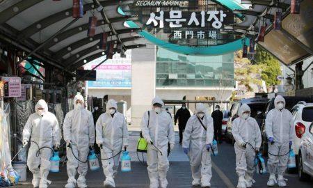 Corea del Sur, covid-19, pandemia, Seúl, templos, iglesias, rebrote
