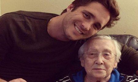 Diego Boneta, abuelita, fallecimiento, enfermedad, luto
