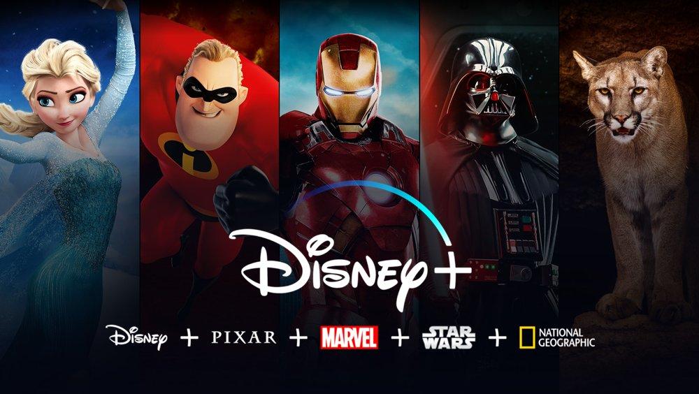 Disney Plus, México, streaming, series, películas, Disney