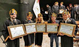 Doctorado, honoris causa, diplomas, Lord Molécula, periodismo, mañaneras, AMLO,