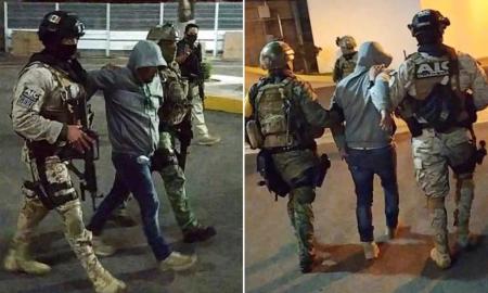 detención, El Marro, crimen organizado, narcotráfico, José Antonio Yépez, Ejército, Fuerzas federales