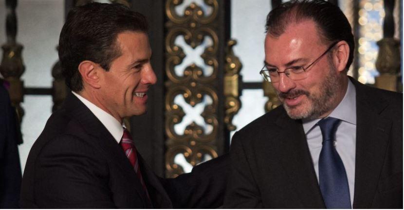Emilio Lozoya, Enrique Peña Nieto, Luis Videgaray, Odebrecht, sobornos, corrupción, Pemex