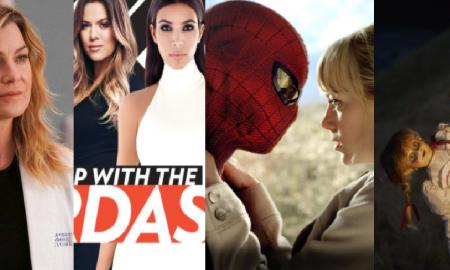 estrenos, Netflix, septiembre, series, películas, Spider Man, KUWTK, Annabelle