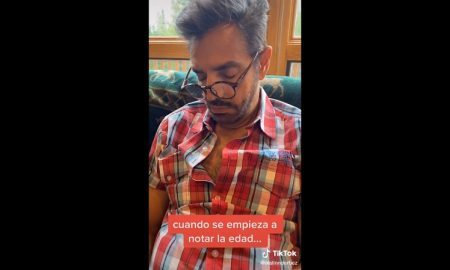 Eugenio Derbez, Aislinn Derbez, video, TikTok, domido, edad, viral