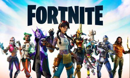 Fortnite, Epic Games, videojuego, shooter, disparos, en línea