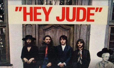 Hey Jude, The Beatles, Paul McCartney, lanzamiento, aniversario, canción, tendencia, Twitter