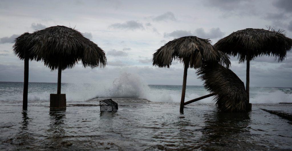 Huracán, Laura, Louisiana, derrumbes, inundaciones, muertes