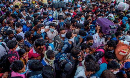 India, contagios, covid-19, pandemia, repunte