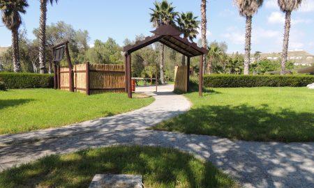 jardín oriental, parque oriental, mantenimiento