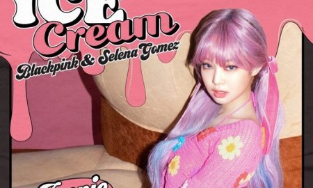 Jennie, Ice Cream, promo, Selena Gómez, BLACKPINK, canción, sencillo, lanzamiento