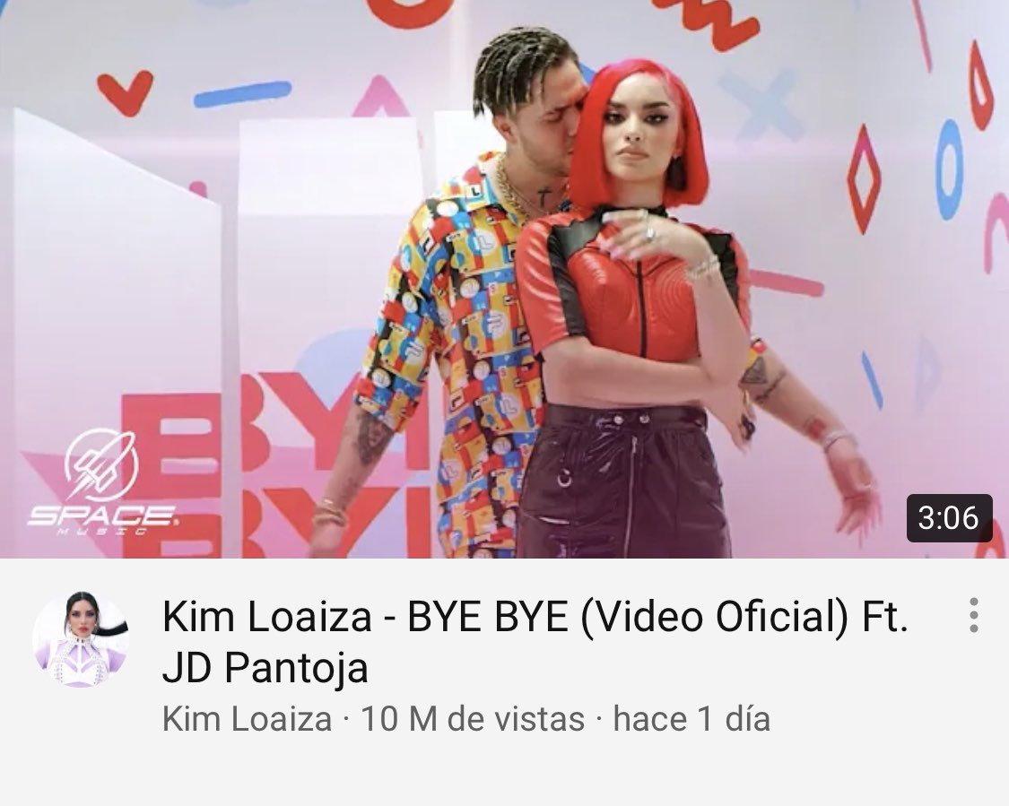 Kimberly Loaiza, JD Pantoja, Bye Bye, canción, sencillo, preguntas, redes sociales, insultos
