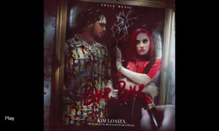 Kimberly Loaiza, JD Pantoja, canción, sencillo, Bye Bye