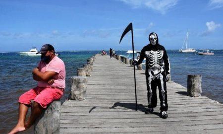 Quintana Roo, viral, playa, nueva normalidad, covid-19, pandemia