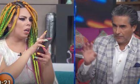 Lizbeth Rodríguez, Raúl Araiza, Hoy, televisa, descubriendo infieles, Badabun