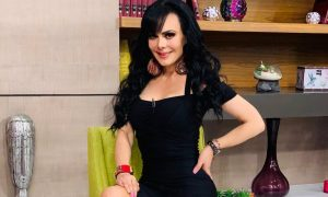 Maribel Guardia, choque, Televisa, accidente, programa, televisión