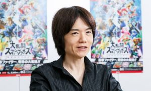 Masahiro Sakurai, cumpleaños, Nintendo, director, Smash Bros, videojuegos