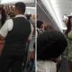 pasajera, avión, LadyCovid, viaje, video viral, tendencia