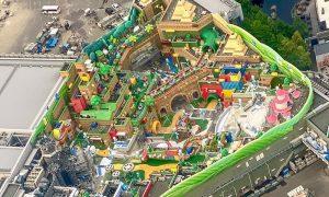 Nintendo World, Universal Studios, parque, construcción, pospuesto, covid-19, coronavirus