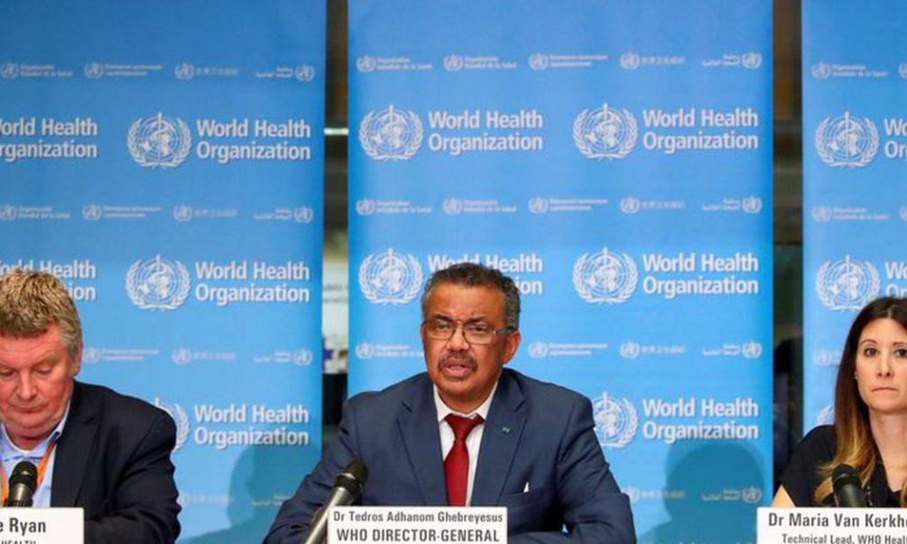 OMS, alimentos, covid-19, pandemia, salud internacional, mito