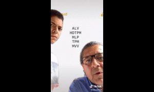 Papá, hijo, letras, frases, groserías, video, viral, redes sociales, TikTok